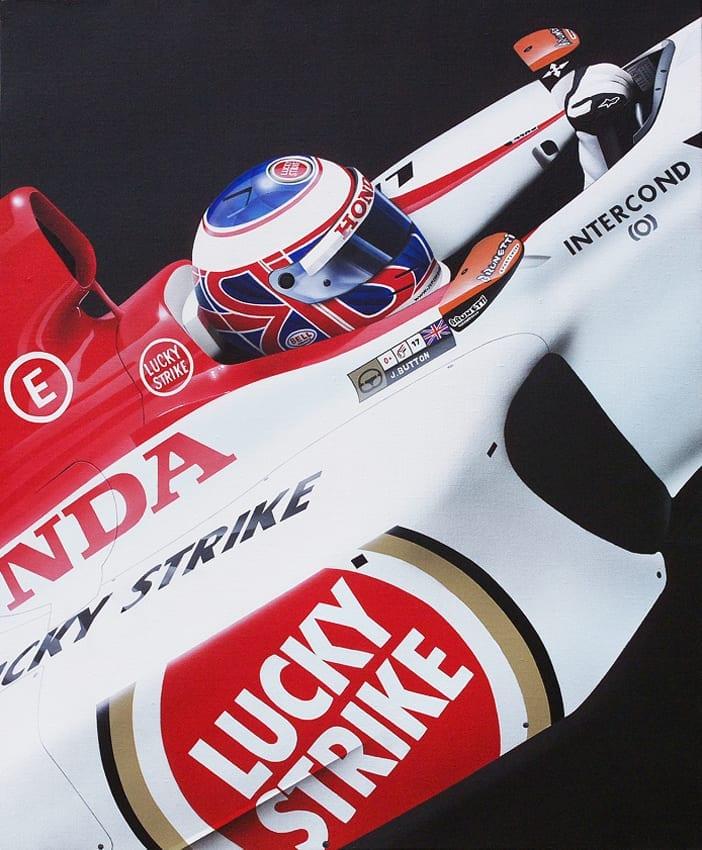 HONDA 005 / 2003 – BUTTON