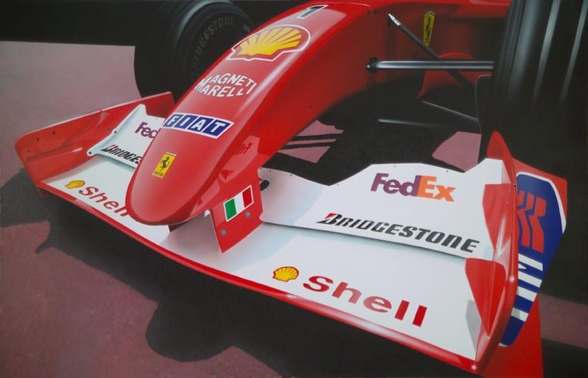 FERRARI F 2001