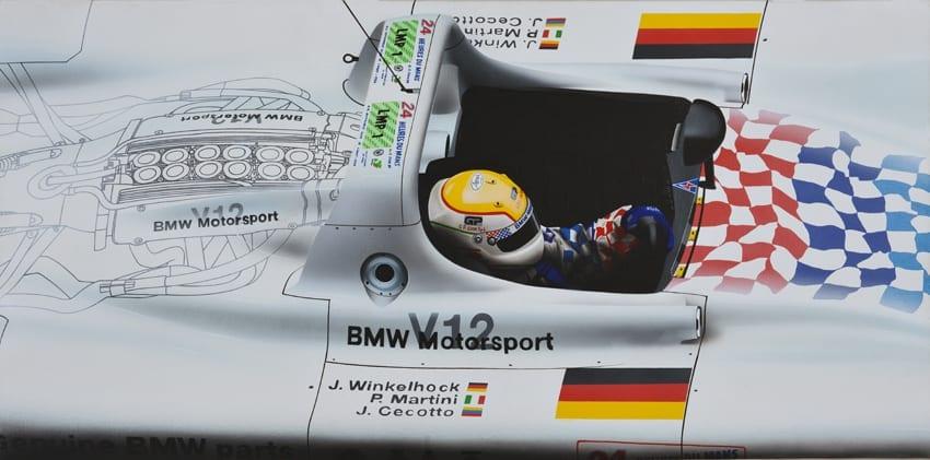 BMW V12 LM / 1998 – MARTINI