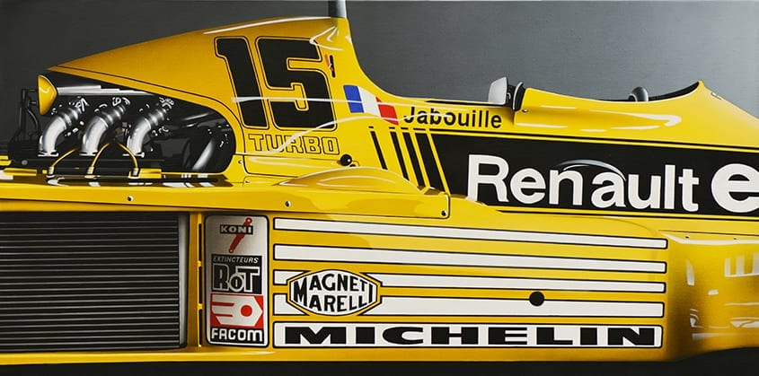 RENAULT RS01 – JABOUILLE
