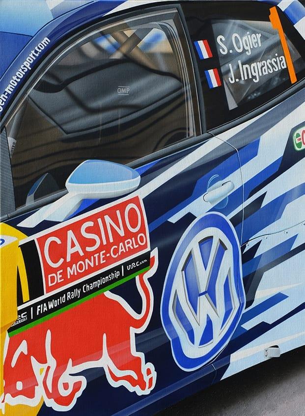 VW POLO R WRC – OGIER