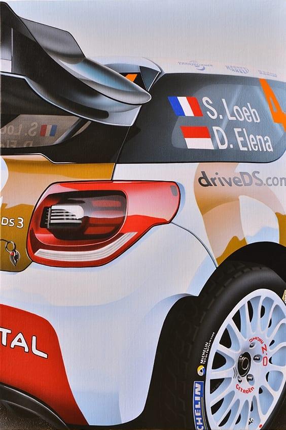 CITROËN DS3 WRC – LOEB