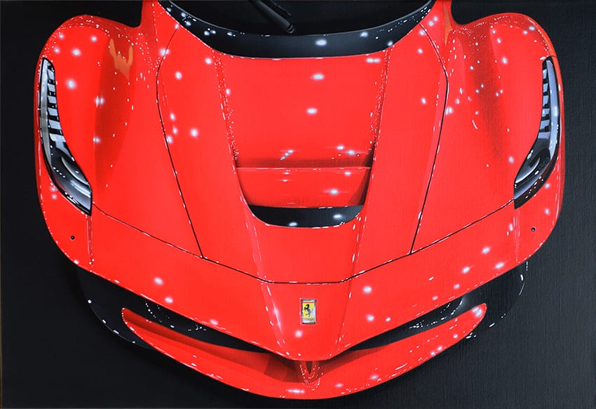 La Ferrari – Aperta